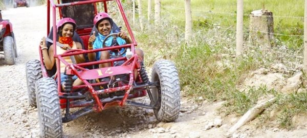 Adventure buggy bavaro