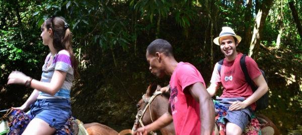 Dominican Cowboy Adventure