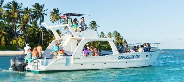 Exclusive VIP Catamaran